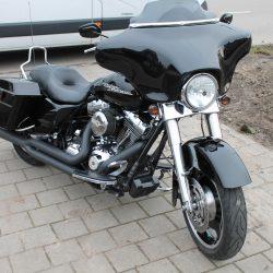 Harley Davidson street glide 2013