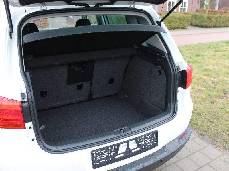 Volkswagen Tiguan 2.0 TDI DSG Sport&Style 4Motion